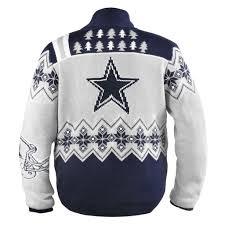 Dallas Cowboys Ugly Cardigan