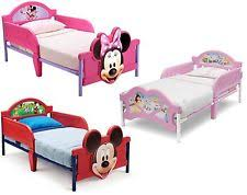 Mickey Mouse Clubhouse Toddler Bed by Minnie Mouse Toddler Bed Ebay