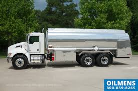 Fuel Trucks Recently Delivered By Oilmens Truck Tanks