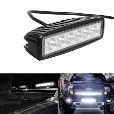 Amazon.com: AUXTINGS 4 Pcs 6'' Inch 18W Spot Led Work Light Bar For ... 4x 4inch Led Lights Pods Reverse Driving Work Lamp Flood Truck Jeep Lighting Eaging 12 Volt Ebay Dicn 1 Pair 5in 45w Led Floodlights For Offroad China Side Spot Light 5000 Lumen 4d Pod Combo Lights Fog Atv Offroad 3 X 4 Race Beam Kc Hilites 2 Cseries C2 Backup System 519 20 468w Bar Quad Row Offroad Utv Free Shipping 10w Cree Work Light Floodlight 200w Spotlight Outdoor Landscape Sucool 2pcs One Pack Inch Square 48w Led Work Light Off Road Amazoncom Ledkingdomus 4x 27w Pod