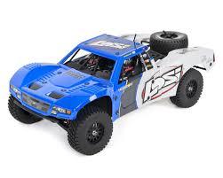 100 Trophy Truck Suspension Kits Losi Baja Rey 110 RTR Blue LOS03008T2 Cars