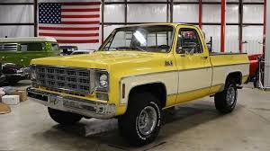 1977 GMC Pickup For Sale Near Grand Rapids, Michigan 49512 ... 1977 Gmc 4x4 My Fantasy Fleet Pinterest Gmc And Cars Junkyard Find Rally Stx Van The Truth About Sarge Pickup Classic Wkhorses Sprint Caballero Wikipedia Another Mikeo37 Sierra 1500 Regular Cab Post Classics For Sale On Autotrader Super Custom 496 Pickup Truck Build Project Youtube Grande 1947 Present Chevrolet High Sale 4x4 Custom_cab Flickr Questions How Does One Value A Classic