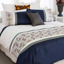 Bed Cover Sets by Briscoes Cloud 9 Optima Brianna Duvet Cover Set