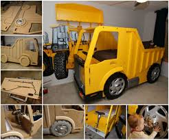 Dump Truck Bed | Kids Stuff | Pinterest | Bed, Kids Truck Bed And ...