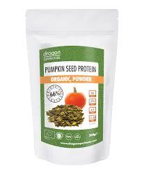 Organic Pumpkin Seeds Bulk by Pumpkin Seed Protein Dragon Superfoods