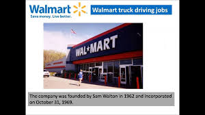 Walmart Truck Driving Jobs - Video Dailymotion Out Of Road Driverless Vehicles Are Replacing The Trucker The Annual Salary Walmart Drivers Walmarts Outofcontrol Crime Problem Is Driving Police Crazy Cdllife Dicated Trucking Job With Home Time Options And Elegant Truck 2018 Ogahealthcom South Side Fine For Truck Parking Upped To 500 News Driving Jobs Video Youtube Jobs Careers Ubers Selfdriving Trucks Now Delivering Freight In Arizona Worst Job Nascar Team Hauler Sporting