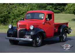 1946 Dodge 1/2-Ton Pickup For Sale | ClassicCars.com | CC-1104865 1946 Dodge 12ton Pickup For Sale Classiccarscom Cc1104865 Other Chrysler Chevy Ford Gmc Packard Plymouth Wf 1 12 Ton Dump Truck 236 Flat Head 6 Cylinder Very Power Wagon Sale Near O Fallon Illinois 62269 Cc1126578 Information And Photos Momentcar Restored With Dcm Classics Help Blog Cc995187 2018 Ram 1500 Moritz Jeep Fort Worth Tx 1949 With A Cummins 6bt Diesel Engine Swap Depot Hot Rod