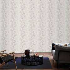 esprit vliestapete cool noon tapete mit blumen floral weiß grau