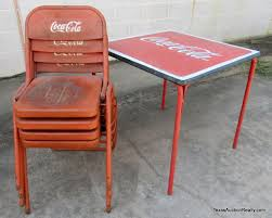 Coca-Cola Patio Table And 4 Stacking Metal Chairs Very First Coke Was Bordeaux Mixed With Cocaine Daily Mail Cool Retro Dinettes 1950s Style Cadian Made Chrome Sets How To Remove Soft Drink Stains From Fabric Pizza Saver Wikipedia Pin On My Art Projects 111 Navy Chair Cacola American Fif Tea Z Restaurantcacola Coca Cola Brand Low Undermines Plastic Recycling Efforts Pnic Time 811009160 Bottle Table Set Barber And Osgerbys On Chair For Emeco Can Be Recycled