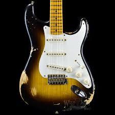 Fender Custom Shop 1955 Stratocaster Heavy Relic Two Tone