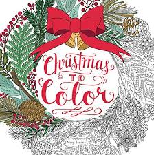 Adult Coloring Book Step Into A Wintry Wonderland With Illustrator Mary Tananas Intricate Gorgeous Illustrations Of Christmas Magic
