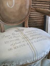French Script Chair Cushions by A French Mattress Style Cushion For My Window Seat Mattress