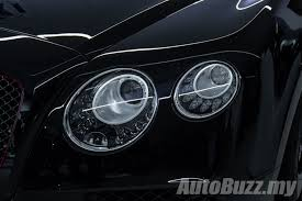 Bentley Continental GT Speed Black Speed in Malaysia 1 of 20 in