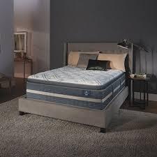 Serta Perfect Sleeper Air Mattress With Headboard by Serta Perfect Sleeper Luxury Hybrid Elmridge Super Pillowtop Queen