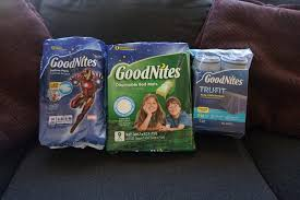 Goodnites Disposable Bed Mats by Having Great Nights With Goodnites British Columbia Mom