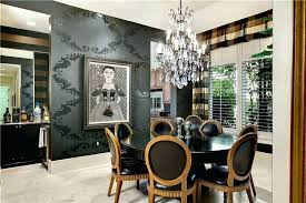 Art Deco Dining Room Cool Other Modest Rooms 4