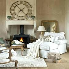 Decoration Contemporary Country Decorating Ideas Decorations Modern French Living Room Interior Design For Christmas