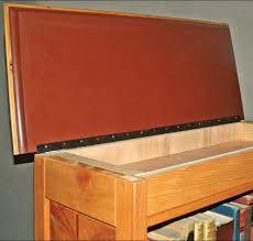 hidden compartment bookshelf canadian woodworking magazine
