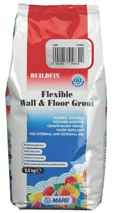 Mapei Porcelain Tile Mortar Mixing Instructions by Mapei Flexible Grey Wall U0026 Floor Grout W 2 5kg Departments