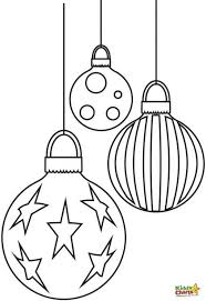 Coloring Pages Free Christmas Stocking Template Page Intended For Bulb 2017