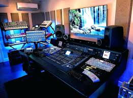 Home Recording Studio Simple Design