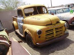 100 Dodge Truck Body Parts 1949