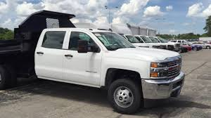 100 Used Chevy Truck For Sale 2016 Silverado Crew Cab Dump For Sale Wheeling Bill Stasek