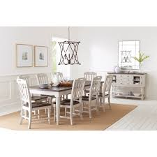 Jofran Orchard Park Dining Table With 8 Chairs