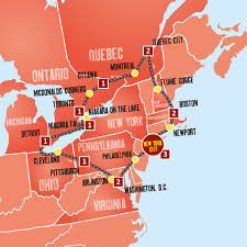 Eastern USA Canada Escape Incl New York 15 Days