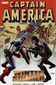 Captain America And Winter Soldier Ed Brubaker The Salvation Of Bucky Barnes