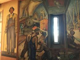 Coit Tower Murals Images by First Set Up Stairs Up To Coit Tower Picture Of Coit Tower San