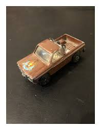 100 Ertl Trucks FALL GUY GMC PickUp Truck 164 Diecast Car Vintage Toy