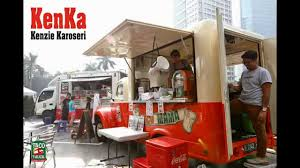 100 Truck Food FOOD TRUCK INDONESIA YouTube