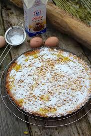 original italienische torta della nonna kuchen und torten