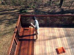 Restaining A Deck Do It Yourself by How Often Should You Stain Your Deck Angie U0027s List