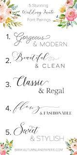 Best 25 Wedding fonts ideas on Pinterest