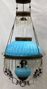 Hanging Oil Lamps Ebay by Antique Hanging Oil Lamps Foter