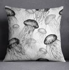 White And Black Bedding by White And Black Jellyfish Duvet Bedding Sets Ink And Rags