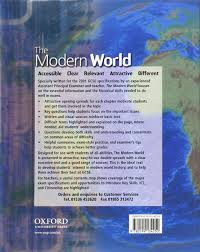 Oxford University Press Uk Exam Copy by The Modern World Allan Todd 9780199134250 Amazon Com Books