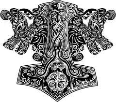 Norse Tattoos Fenrir For