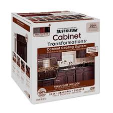 Rustoleum Cabinet Refinishing Kit Colors by Cabinet Transformations Dark Kit Product Page