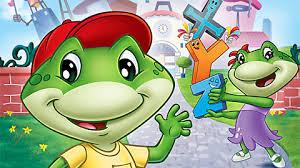 Letter Factory DVD Kids Educational Games