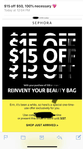 Targeted Sephora Coupon In Email, $15 Off $50 #MUAontheCheap ... Coverfx Hash Tags Deskgram Tiara Willis On Twitter 27 Use My Discount Codes To Save Shop Miss A Thebeholdingeye Lyft Coupons March 2019 Recuva Professional Coupon Code Ering Discount Kg Retailmenot Noahs Ark Kwik Trip Shopmissa Coupons 2017 Nail Paint Remover Haul Ft Coupon Code That Works I Am A Hair Happy Earth Go Card
