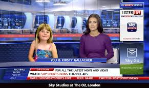 Me And My Shadow Sky Sports At The Studio O2