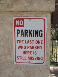 The Only No Parking Sign That Truly Works