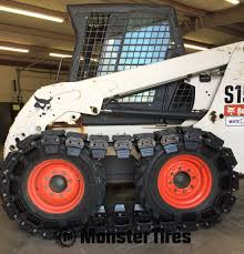 We Specialize In OTT (Over The Tire) Tracks For All Skid Steers