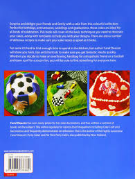 Cake Decorating Books For Beginners by Quick And Easy Novelty Cakes Amazon Co Uk Carol Deacon