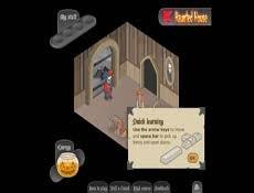 jeux recherche maison hanté gratuit en ligne flash