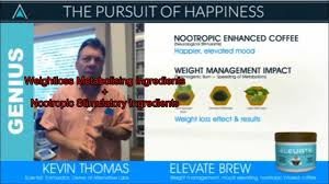 Elevacitys Elevate Brew Coffee Formulator Kevin Thomas Explains Smart On Vimeo