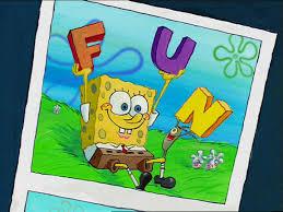 Spongebob That Sinking Feeling Youtube by F U N Encyclopedia Spongebobia Fandom Powered By Wikia